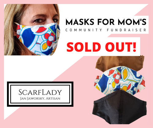 Masks for Mom's with Donation to The Working Centre/St. John's Kitchen