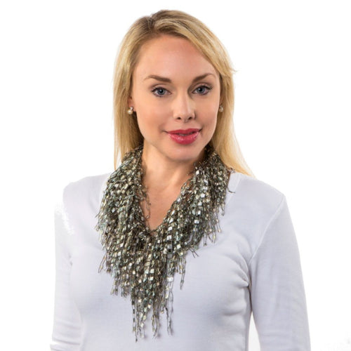 Pearl GemLace Scarf