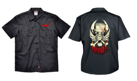 Nub Grafix Redkap Work Shirt