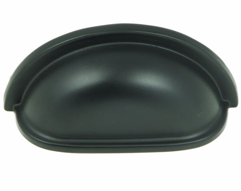 CP1499-MB   Matte Black Cup Pull