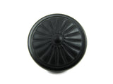 CP27-MB   Matte Black Darlington Cabinet Knob