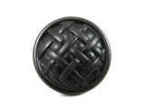 CP28-OB   Oil Rubbed Bronze Basket Weave Cabinet Knob