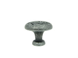 CP3041-SI   Swedish Iron Leaf Cabinet Knob