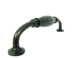 "CP5250-OB   Oil Rubbed Bronze 5"" French Country Cabinet Pull"