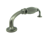 "CP5250-WEN   Weathered Nickel 5"" French Country Cabinet Pull"