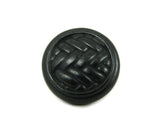 CP80498-BA   Antique Black Harris Cabinet Knob