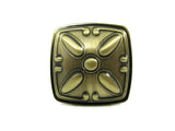 CP81093-ABR   Antique Brass Edinborough Cabinet Knob