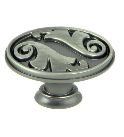 CP81097-WEN   Weathered Nickel Oakley Cabinet Knob
