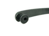 CP81098-BA   Antique Black Oakley Cabinet Pull