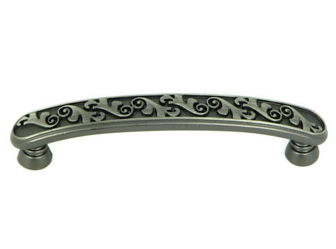 CP81098-WEN   Weathered Nickel Oakley Cabinet Pull