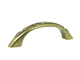 CP82459H-ABR   Antique Brass Ivy Cabinet Pull