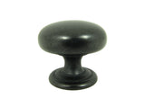 CP82980-BA   Antique Black Caroline Cabinet Knob