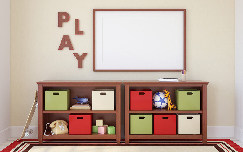 Toy Storage and Organization Ideas for the New Year