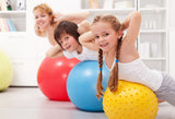 Creating a Kid Friendly Home Gym