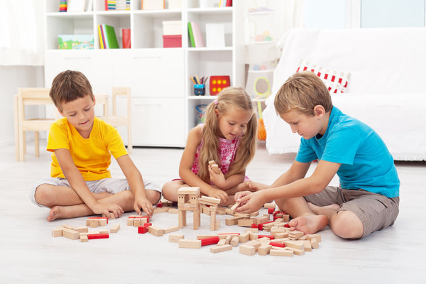 Building Skills for Life With Blocks