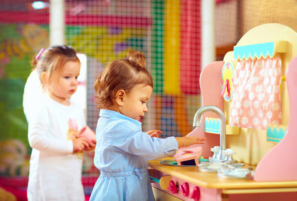 4 Play Sets to Get Kids in the Kitchen
