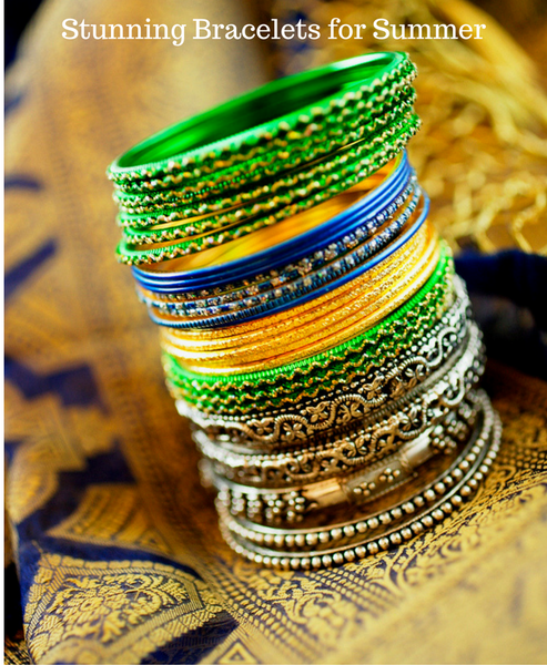 Stunning Bracelets for Summer