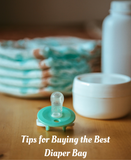 Tips for Buying the Best Diaper Bag
