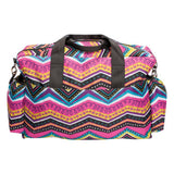 Deluxe Duffle Style Diaper Bag