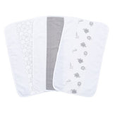 Jumbo Burp Cloth Set 3 pack