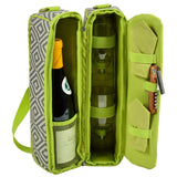 Sunset Wine Tote for 2