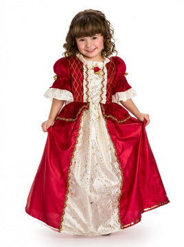 Winter Beauty Princess Costume