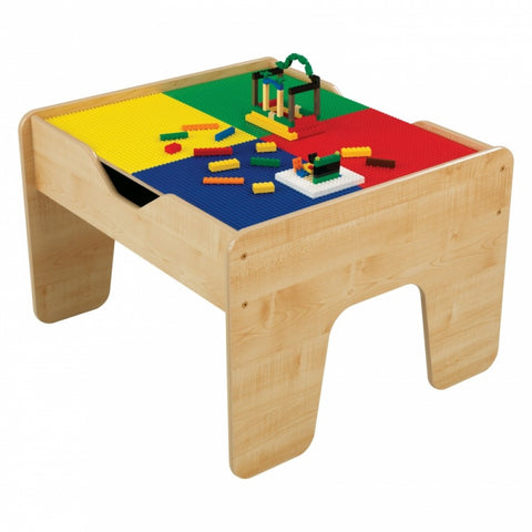 2 in 1 Activity Table with Lego Board