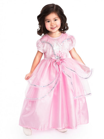 Royal Pink Princess Costume