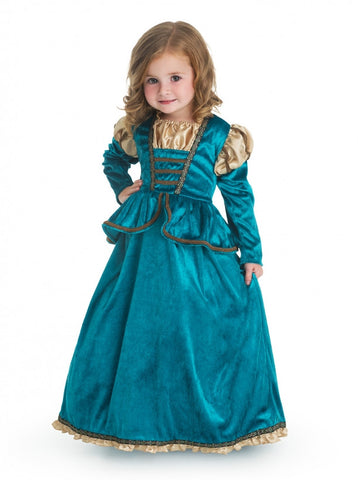 Scottish Princess Costume