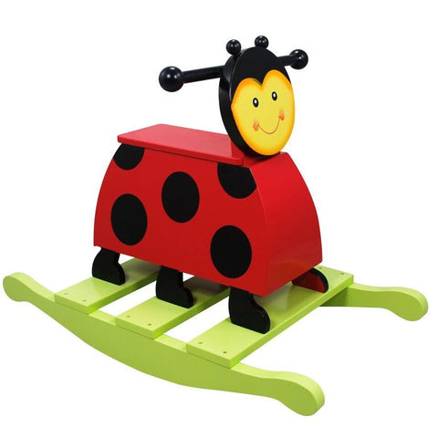 Magic Garden Lady Bug Rocker