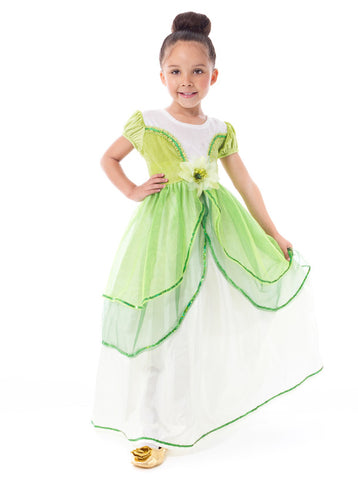 Lily Pad Princess Costume