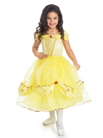 Yellow Beauty Costume
