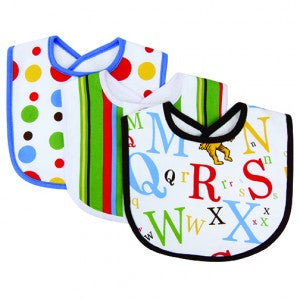 Bib Set 3 Pack