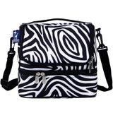 Wildkin & Olive Kids Double Decker Lunch Bag
