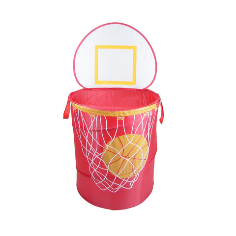 Bongo Buddy Pop Up Basketball Hamper