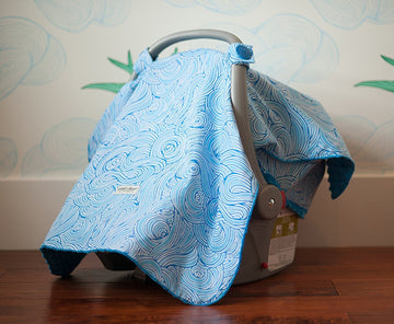 Carseat Canopy & Caboodle
