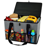Collapsible Storage Container and Organizer