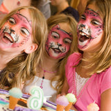 Face Paint Kit For Kids - Non-Toxic & FREE Bonus Video and Ebook