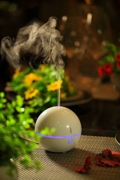 Portable USB Ultrasonic Aroma Diffuser and Humidifier