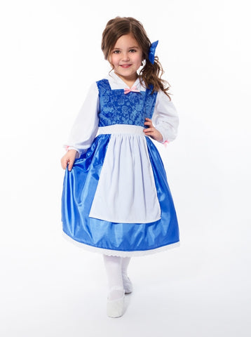 Beauty Day Dress with Bow Costume
