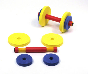 Fun and Fitness for Kids Dumbbell Set