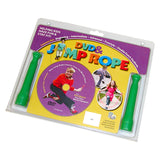 Fun and Fitness for Kids Jump Rope & How To DVD