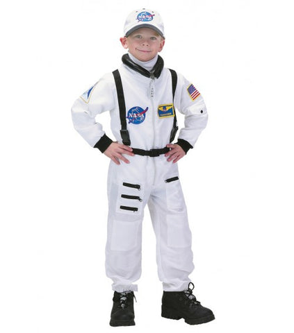 Jr. Astronaut Suit Costume