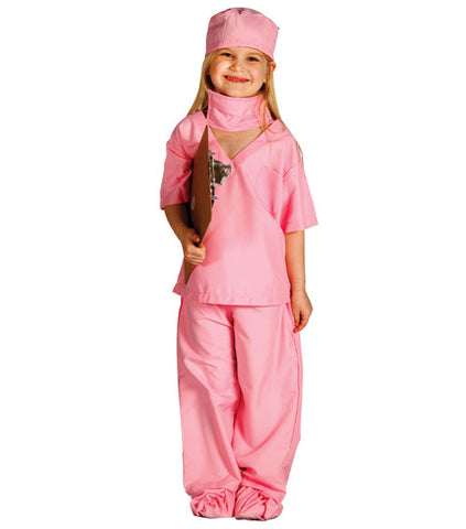 Jr. Doctor Scrubs Costume