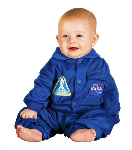 Baby Flight Suit Costume