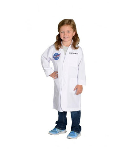 Rocket Scientist Lab Coat