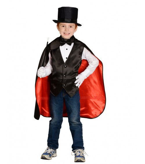 Jr. Magician Costume - Small