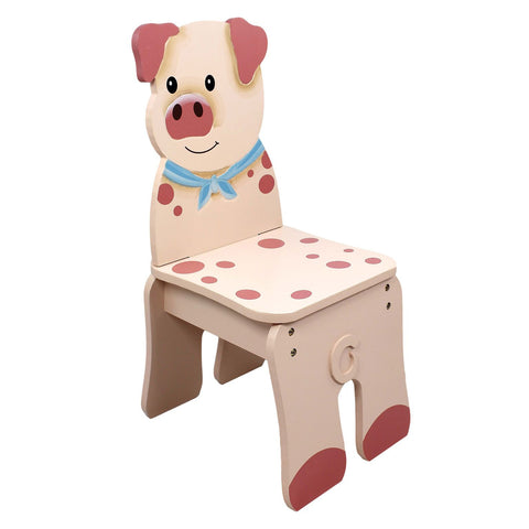 Fantasy Fields - Happy Farm Chair - Pig