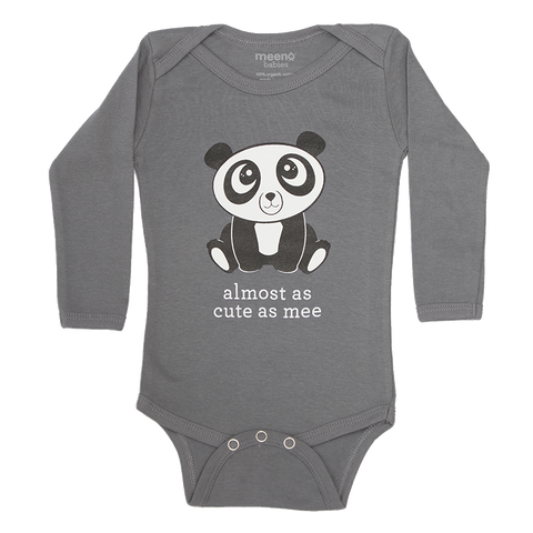 Long Sleeve Baby One Piece