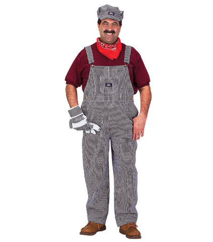 Adult Train Engineer Costume